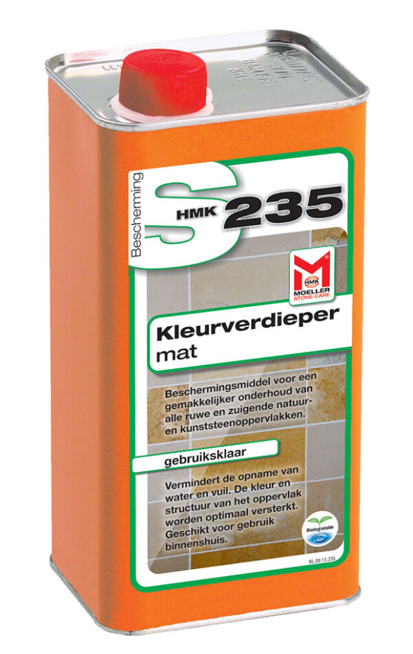 HMK S235 kleurverdieper mat