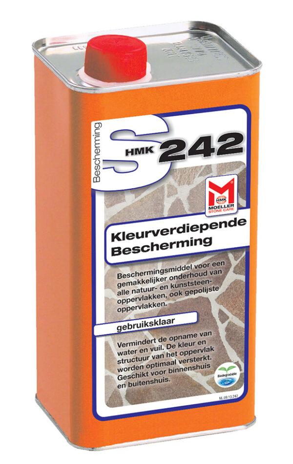 HMK S242 impregneermiddel kleurverdiepende bescherming