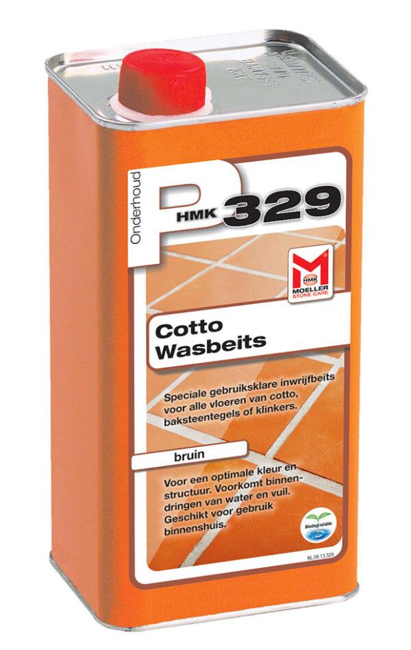 Cotto wasbeits bruin terra cotta