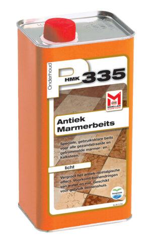 HMK p335 antiek Marmerbeits licht